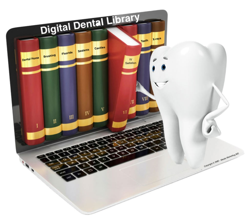 childrens dental library