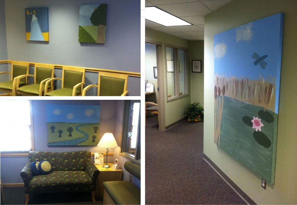 Dr-Girdlestone's-office
